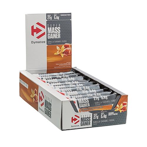 Dymatize Super Mass Gainer Bar (10x90g)