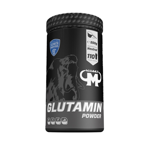 Glutamin Powder (550g)