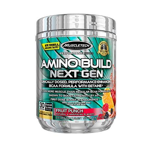 Muscletech Performance Series Amino Build Next Gen (30 serv)