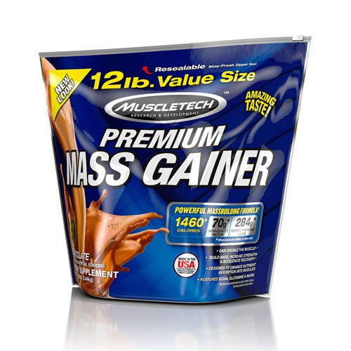 Muscletech Premium Mass Gainer (12lbs)