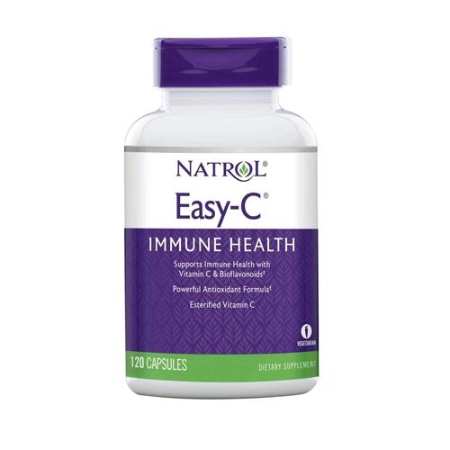 Natrol Easy-C Caps 500mg (120)