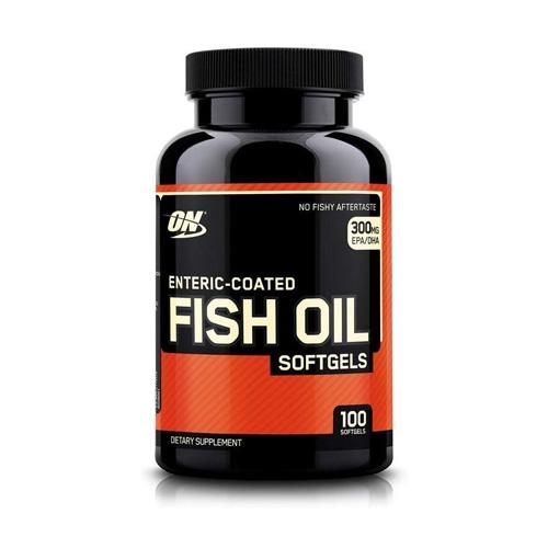 Optimum Nutrition Enteric Coated Fish Oil (100)