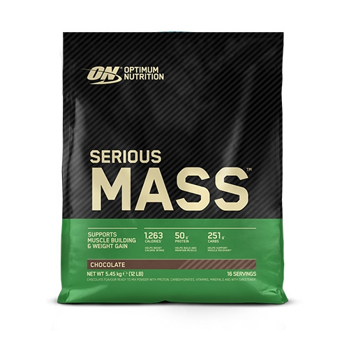 Optimum Nutrition Serious Mass (12lbs)