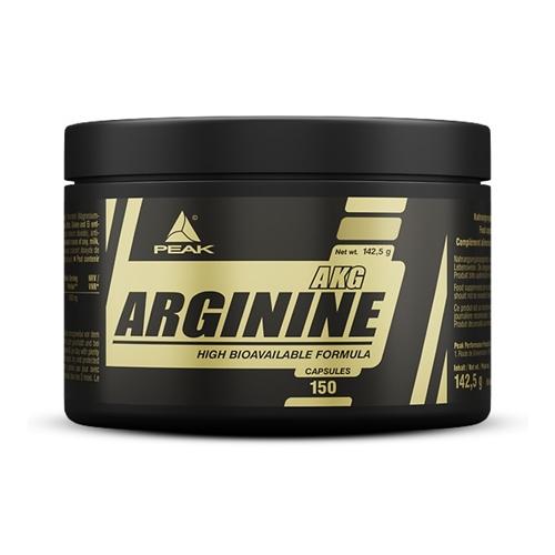 Peak Arginine AKG (150)