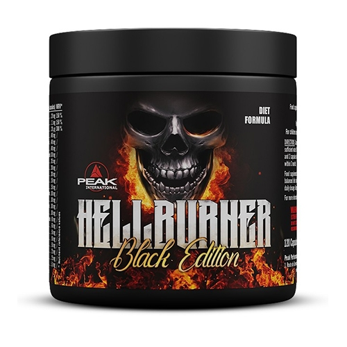 Peak Hellburner Black Edition (120 Caps)