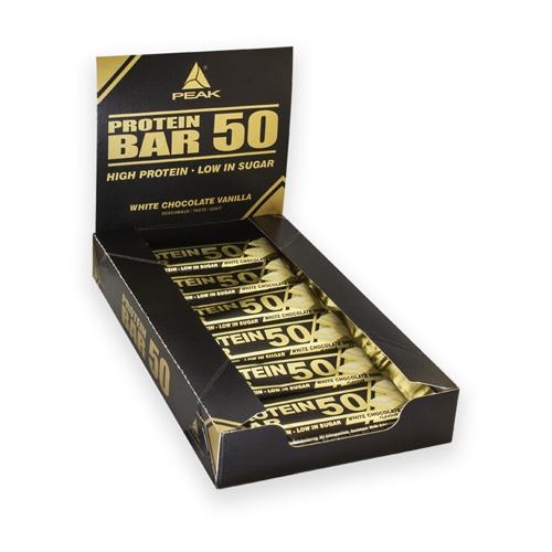 Peak Protein Bar 50 (12x50g)