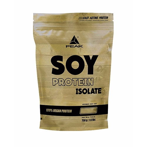 Peak Soy Protein Isolate (750g)