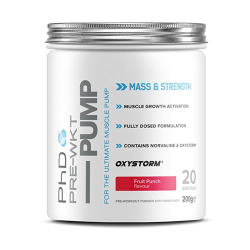 PhD Pre-wkt-pump (20 serv)