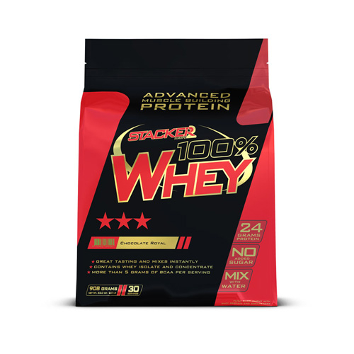 Stacker2 100% Whey (908g)