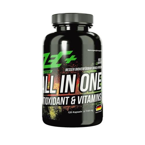 Zec+ All In One Antioxidant & Vitamins (120 Caps)