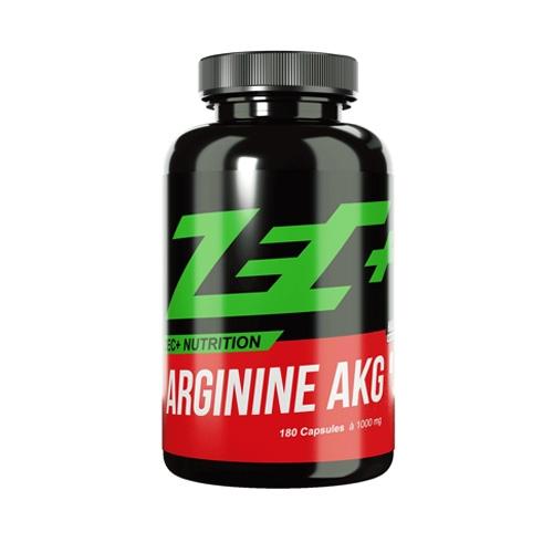 Zec+ Arginine AKG (180 Caps)